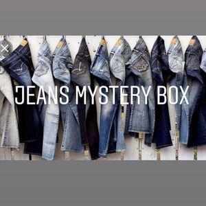 Denim - Jeans Mystery Box